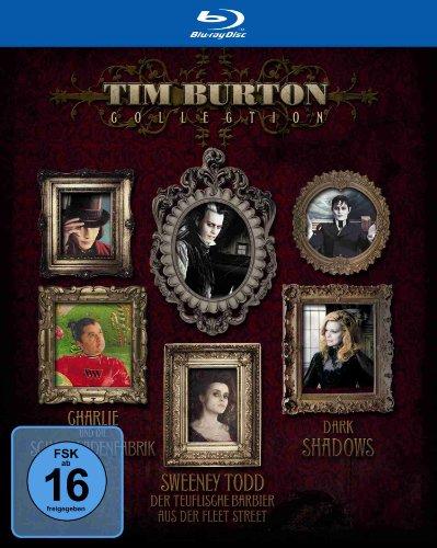 Tim Burton Collection [Blu-ray] [Exklusiv bei Amazon]