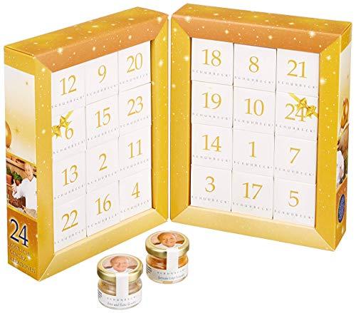 Huber-Kölle Gewürz-Adventskalender Schuhbeck´s 'Würzige Weihnachten', 1er Pack (1 x 319 g)