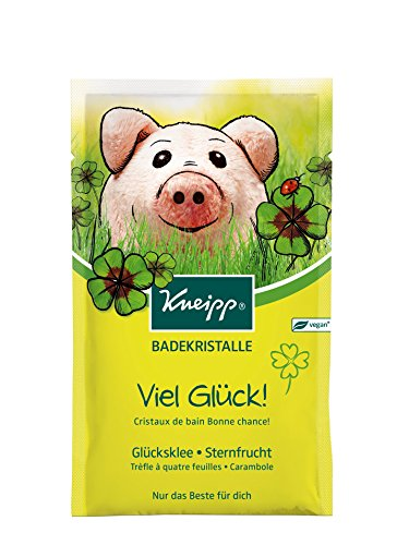 Kneipp Badekristalle Viel Glück (1 x 60 g)